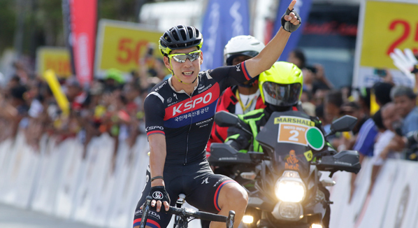 Langkawi stage 5 finish